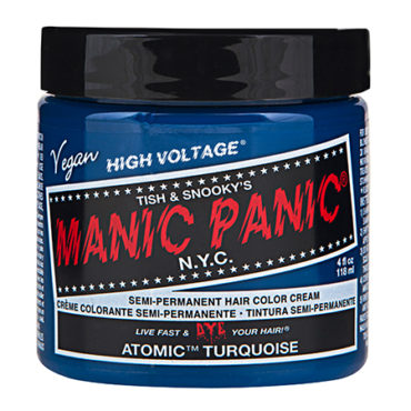 Manic Panic High Voltage : Atomic Turquoise